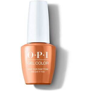 OPI GelColor Soak Off Gel Polish - #GCMI02 - Have Your Panettone and Eat it Too - Muse of Milan Collection .5 oz (#GCMI02)