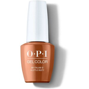 OPI GelColor Soak Off Gel Polish - #GCMI03 - My Italian is a lLittle Rusty - Muse of Milan Collection .5 oz (#GCMI03)