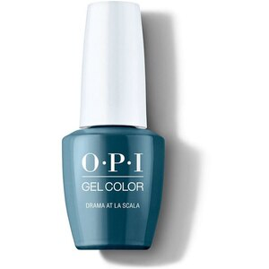 OPI GelColor Soak Off Gel Polish - #GCMI04 - Drama at Le Scala - Muse of Milan Collection .5 oz (#GCMI04)