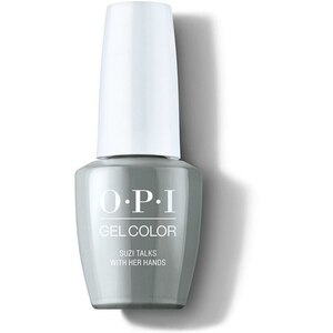 OPI GelColor Soak Off Gel Polish - #GCMI07 - Suzi Talks with her Hands - Muse of Milan Collection .5 oz (#GCMI07)