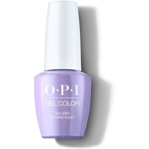 OPI GelColor Soak Off Gel Polish - #GCMI09 - Galleria Vittorio Violet - Muse of Milan Collection .5 oz (#GCMI09)