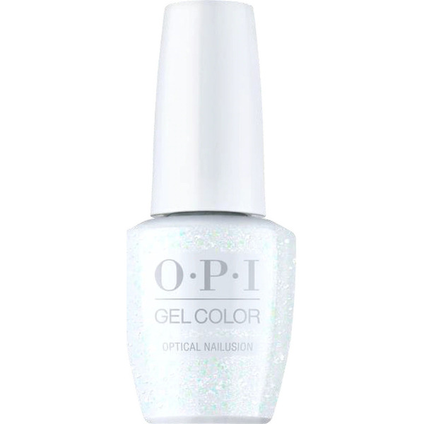 OPI GelColor - #GCE01 - Optical Nailusion - High Definition Glitters Collection 0.5 oz. (15430)