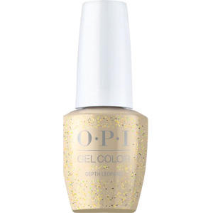 OPI GelColor - #GCE03 - Depth Leopard - High Definition Glitters Collection 0.5 oz. (15433)
