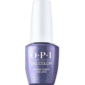 OPI GelColor - #GCE05 - Reserve Comets for Later - High Definition Glitters Collection 0.5 oz. (15436)