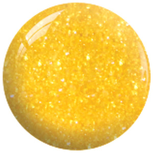 SNS GELous Color Dipping Powder - Cozy Chalet Collection - #CC08 Yellow Dolka Dot Makini 1 oz. (15037-CC08)