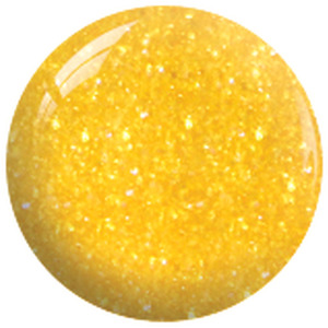 SNS GELous Color Dipping Powder - Cozy Chalet Collection - #CC08 Yellow Dolka Dot Makini 1.5 oz. (22140-CC08)