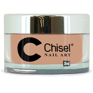 Chisel Acrylic & Dipping Powder 2 oz. - Barely Nude Collection SOLID 166 (SOLID 166)
