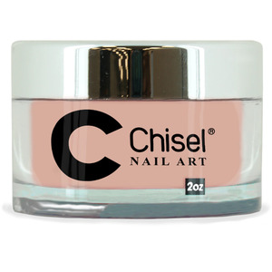Chisel Acrylic & Dipping Powder 2 oz. - Barely Nude Collection SOLID 167 (SOLID 167)
