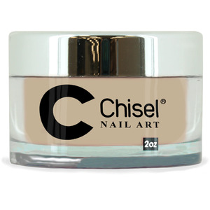 Chisel Acrylic & Dipping Powder 2 oz. - Barely Nude Collection SOLID 193 (SOLID 193)