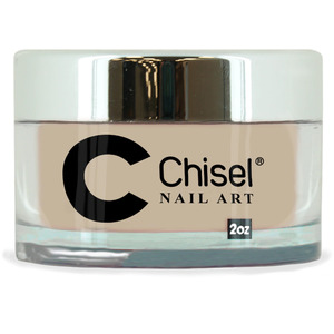 Chisel Acrylic & Dipping Powder 2 oz. - Barely Nude Collection SOLID 195 (SOLID 195)