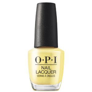 OPI Lacquer - #NLH005 - Bee-hind the Scenes - Hollywood Collection 0.5 oz. (#NLH005)
