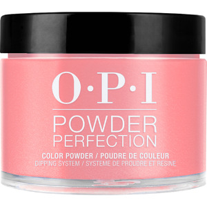 OPI Powder Perfection - Color Dipping Powder - #DPT89 - Tempura-ture is Rising! 1.5 oz. (#DPT89)