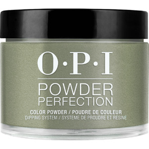 OPI Powder Perfection - Color Dipping Powder - #DPU15 - Things I've Seen in Aber-green 1.5 oz. (#DPU15)