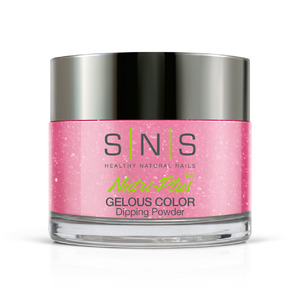 SNS GELous Color Dipping Powder - 1 oz - Bare to Dare Collection - #BD05 PINK PLATFORMS (15037-BD05)