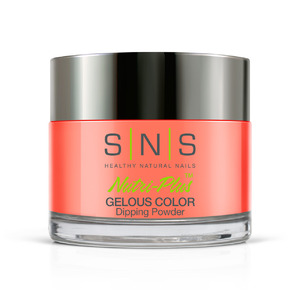 SNS GELous Color Dipping Powder - 1 oz - Bare to Dare Collection - #BD06 LEG WARMERS (15037-BD06)