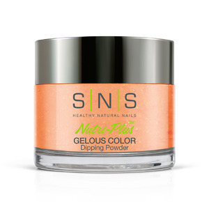 SNS GELous Color Dipping Powder - 1 oz - Bare to Dare Collection - #BD07 SATIN DOLL (15037-BD07)
