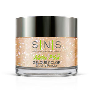 SNS GELous Color Dipping Powder - 1 oz - Bare to Dare Collection - #BD15 MOHAIR SWEATER (15037-BD15)