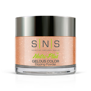 SNS GELous Color Dipping Powder - 1 oz - Bare to Dare Collection - #BD23 HARRIS TWEED (15037-BD23)