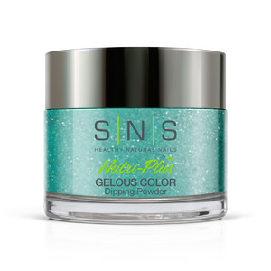 SNS GELous Color Dipping Powder - 1 oz - Bare to Dare Collection - #BD24 RACER GACK GIRLS (15037-BD24)