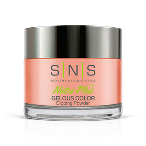 SNS GELous Color Dipping Powder - 1.5 oz - Bare to Dare Collection - #BD02 SPANDEX BALLET (BD02)