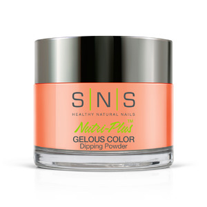 SNS GELous Color Dipping Powder - 1.5 oz - Bare to Dare Collection - #BD09 ISLE OF CAPRIS (BD09)