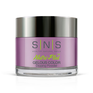 SNS GELous Color Dipping Powder - 1.5 oz - Bare to Dare Collection - #BD12 POLYESTER DOUBLEKNIT (BD12)