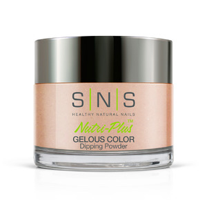 SNS GELous Color Dipping Powder - 1.5 oz - Bare to Dare Collection - #BD21 SMART SUN HAT (BD21)