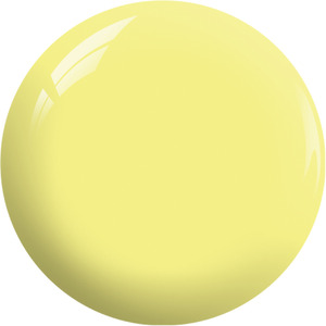 SNS 3-in-1 Master Match (GEL+LACQUER+DIP 1oz) - Bare to Dare Collection - #BD01 FASHIONISTA YELLOW (19927-BD01)
