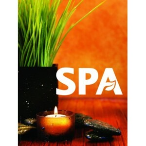 "Window Decal - Spa 24"" x 36"" (ALA2S)"