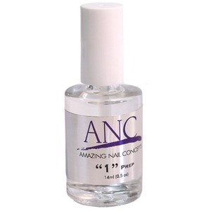 ANC #1 Prep - Cleanser 0.5 oz. - part of the ANC Acrylic Nails Dipping System ()