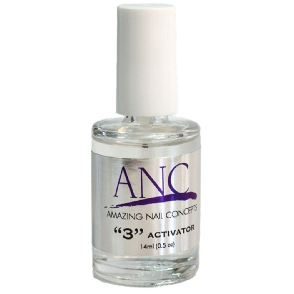 ANC #3 Activator 0.5 oz. - part of the ANC Acrylic Nails Dipping ...