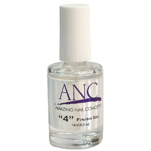 ANC #4 Finish Gel 0.5 oz. - part of the ANC Acrylic Nails Dipping System ()