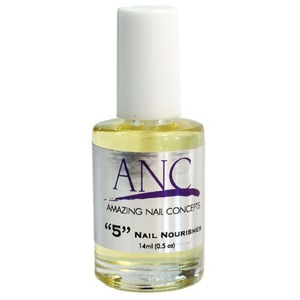 ANC #5 Nail Nourisher 0.5 oz. - part of the ANC Acrylic Nails Dipping System ()