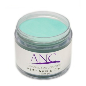 ANC Dip Powder - Apple Tini #17 2 oz. - part of the ANC Acrylic Nails Dipping System (ANCCP017)