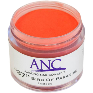 ANC Dip Powder - Bird Of Paradise #87 2 oz. - part of the ANC Acrylic Nails Dipping System (ANCCP087)