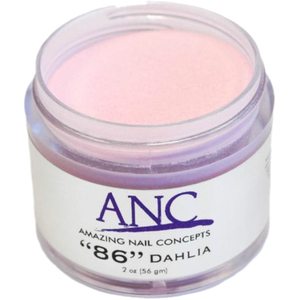 ANC Dip Powder - Dahlia #86 2 oz. - part of the ANC Acrylic Nails Dipping System (ANCCP086)