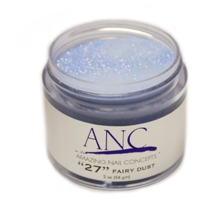 ANC Dip Powder - Fairy Dust #27 2 oz. - part of the ANC Acrylic Nails Dipping System (ANCCP027)