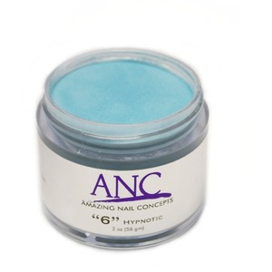 ANC Dip Powder - Hypnotic #6 2 oz. - part of the ANC Acrylic Nails Dipping System (ANCCP006)