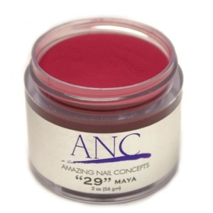 ANC Dip Powder - Maya #29 2 oz. - part of the ANC Acrylic Nails Dipping System (ANCCP029)