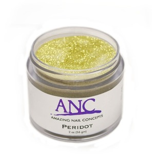 ANC Dip Powder - Peridot #105 2 oz. - part of the ANC Acrylic Nails Dipping System (ANCCPG105)
