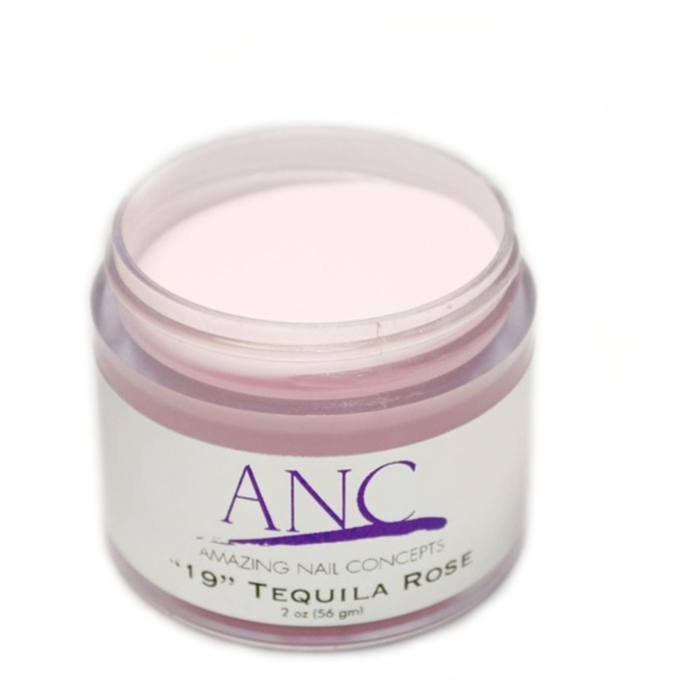 Dip Powder - Tequila Rose #19 2 oz. - part of the ANC Acrylic Nails ...