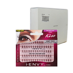 iENVY Eyelash Extenstions - Short Black - Case of 72 packs ()