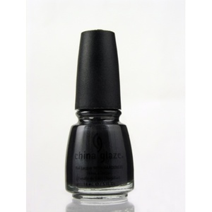 China Glaze Lacquer - BLACK DIAMOND 0.5 oz. - #629 (CG629)