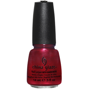 China Glaze Lacquer - CRANBERRY SPLASH 0.5 oz. - #1110 (CG1110)
