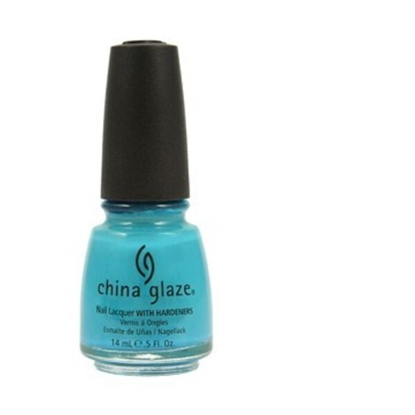 China Glaze Lacquer - CUSTOM KICKS 0.5 oz. - #721 (CG721)