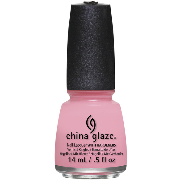 China Glaze Lacquer - FEEL THE BREEZE 0.5 oz. - #1312 (CG1312)