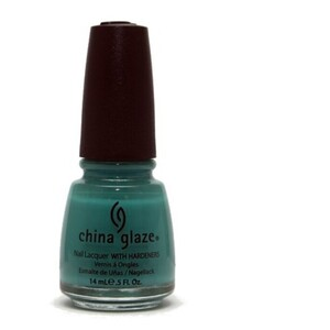 China Glaze Lacquer - FOUR LEAF CLOVER 0.5 oz. - #866 (CG866)