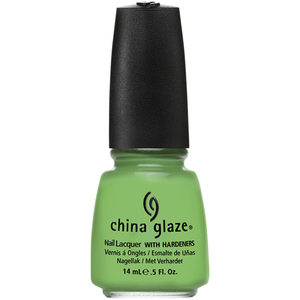 China Glaze Lacquer - GAGA FOR GREEN 0.5 oz. - #1033 (CG1033)