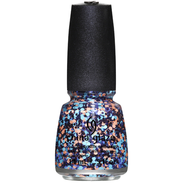 China Glaze Lacquer - GLITTER UP 0.5 oz. - #1318 (CG1318)