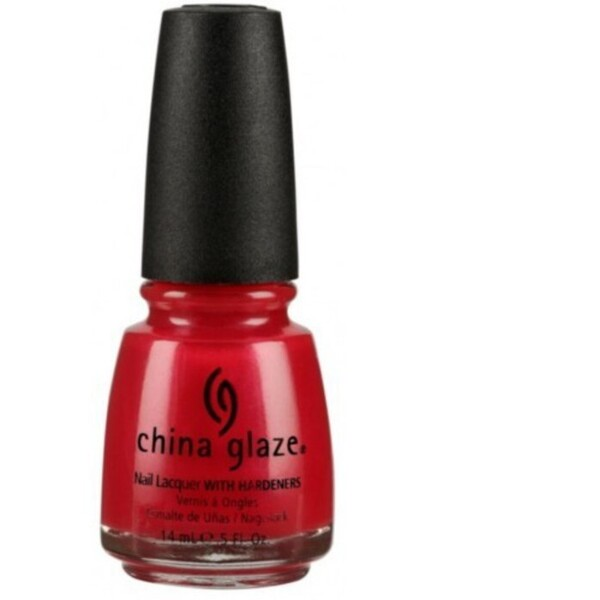 China Glaze Lacquer - HAWAIIAN PUNCH 0.5 oz. - #017 (CG017)